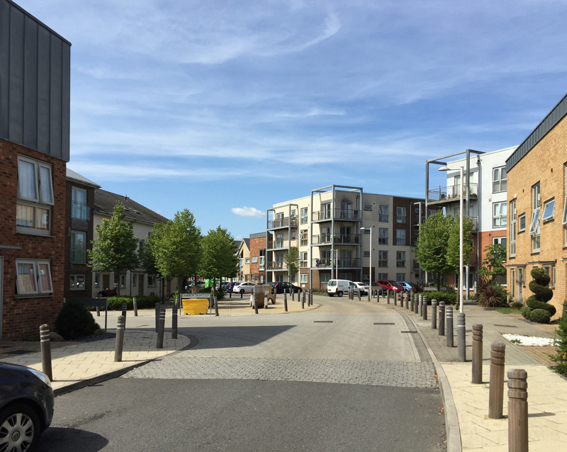 Masterplan - Street View